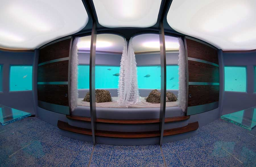 Huvafen Fushi Resort Maldives Spa E Architect