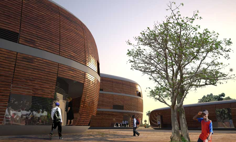 gambia university african buildings building africa architect architecture campus mozambique ababa addis architects ethiopia maputo republic west designs center kigali