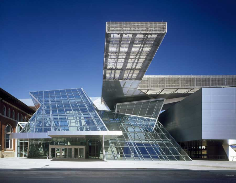 Bmw Columbus Ohio >> Coop Himmelb(l)au: Architects Vienna - e-architect