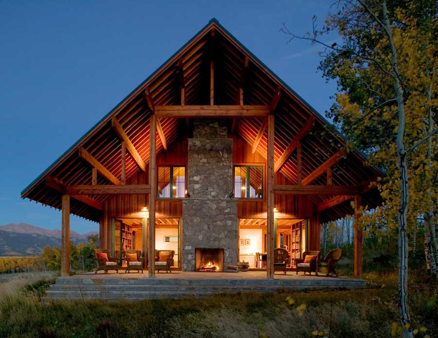 Colorado architecture denver buildings e architect for Mountain home designs colorado