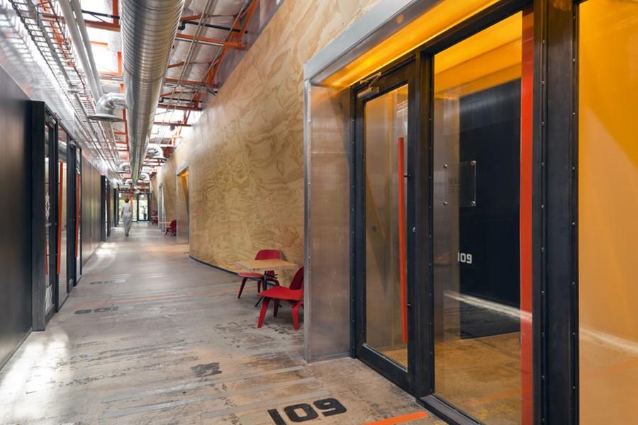 Denver Warehouse Colorado Building Conversion E Architect