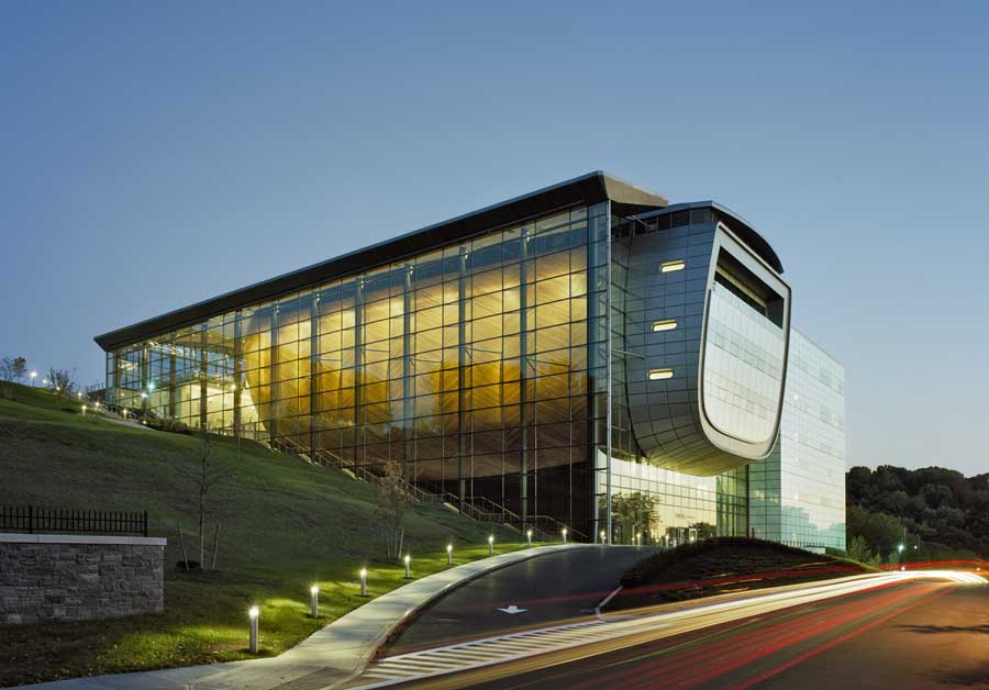 Empac troy building rensselaer polytechnic institute ny for City polytechnic high school of engineering architecture and technology