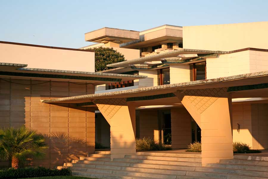 frank lloyd wright architect e architect