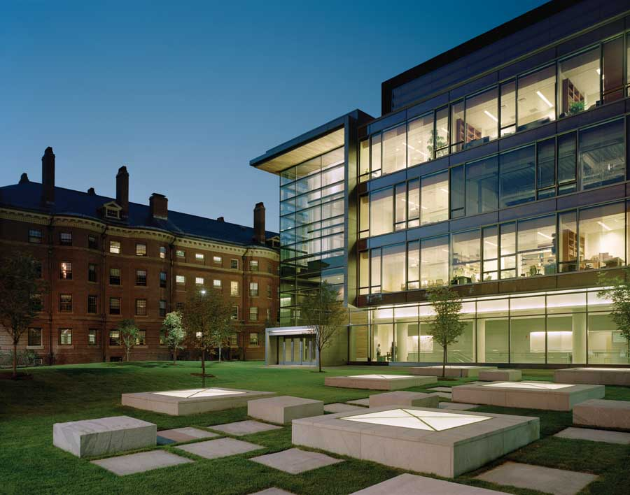 Harvard university northwest science building architect for Architecture harvard