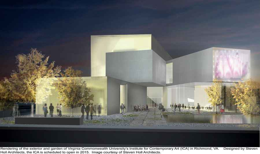 American art center buildings us art centres e architect for Art architectural
