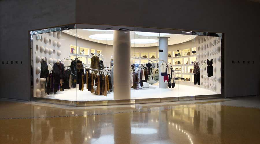 Marni Las Vegas The Crystals Shop Store