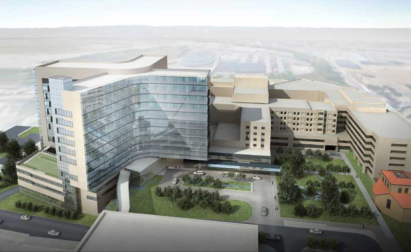 Miami valley hospital dayton ohio e architect Oh design