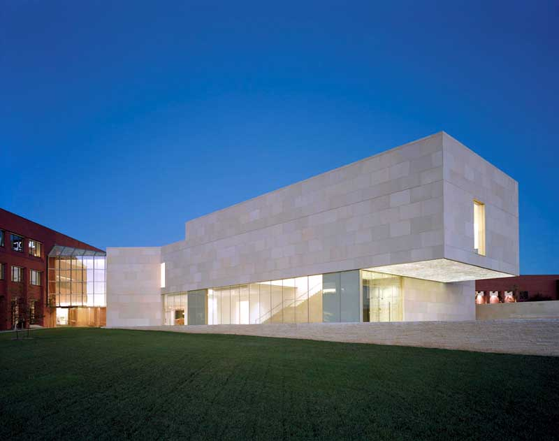 Nerman Museum Of Contemporary Art Kansas E Architect