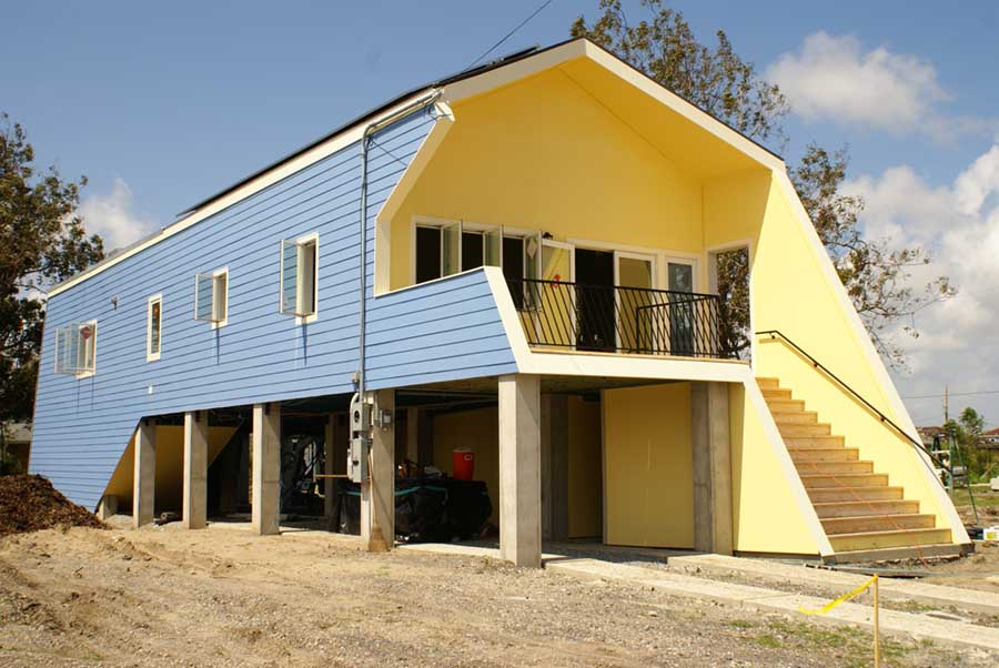 New Orleans House Graftlab Designs E Architect