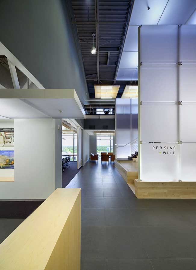 Perkins Will Office P W North Carolina E Architect