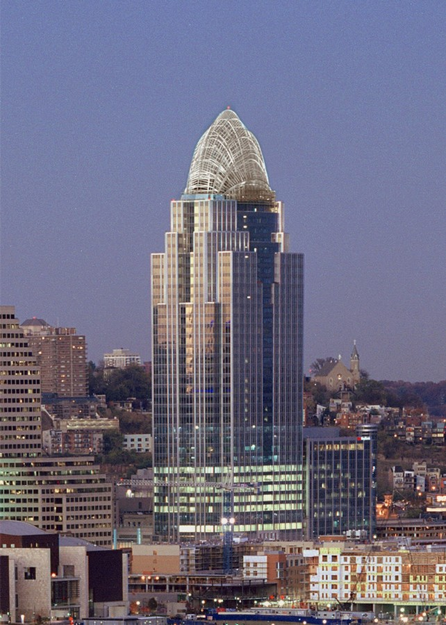Great American Tower Cincinnati Building Great American Tower Cincinnati  Building .