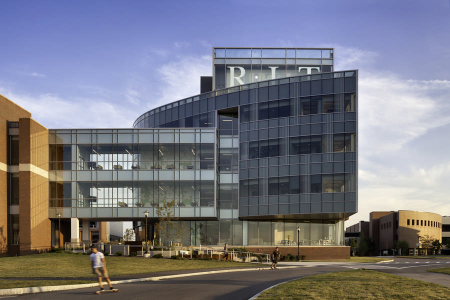 Innovative Science Classroom Design ~ Rochester institute of technology building rit