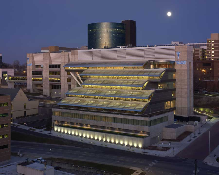 Van Andel Institute Building Grand Rapids E Architect