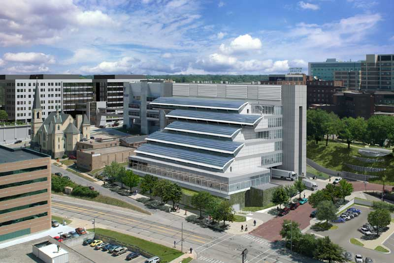 Van Andel Institute Grand Rapids E Architect