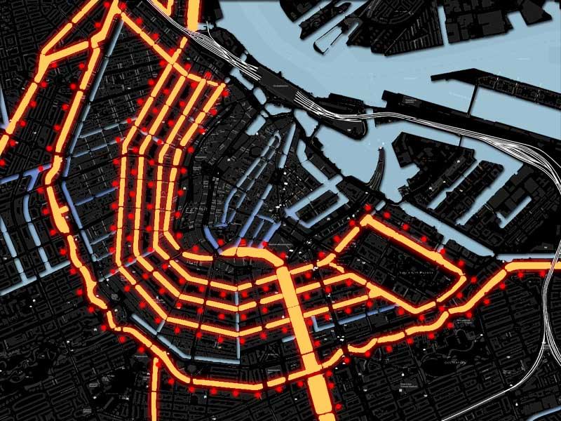 Amsterdam Underground City Amfora Amstel E Architect