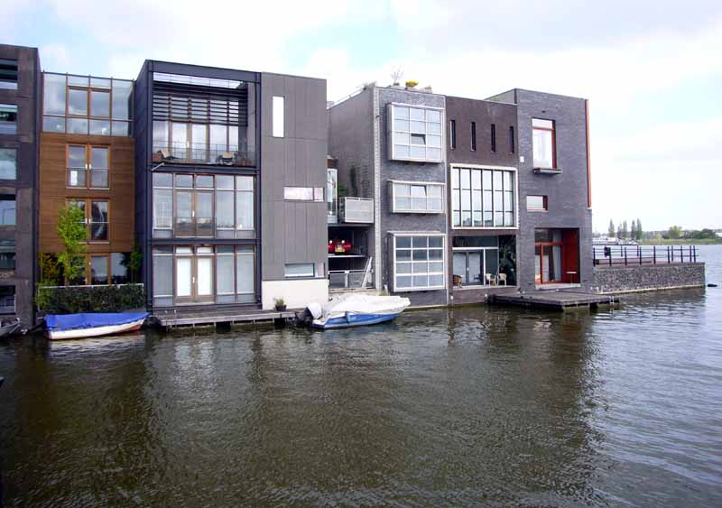 Attractive Borneo Houses Amsterdam ... Awesome Design