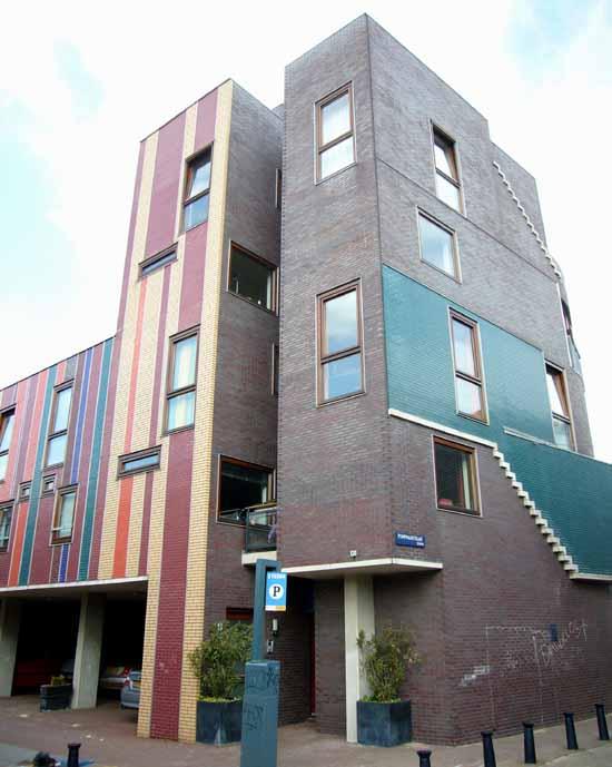 Borneo Amsterdam Houses Dutch Home Designs E Architect