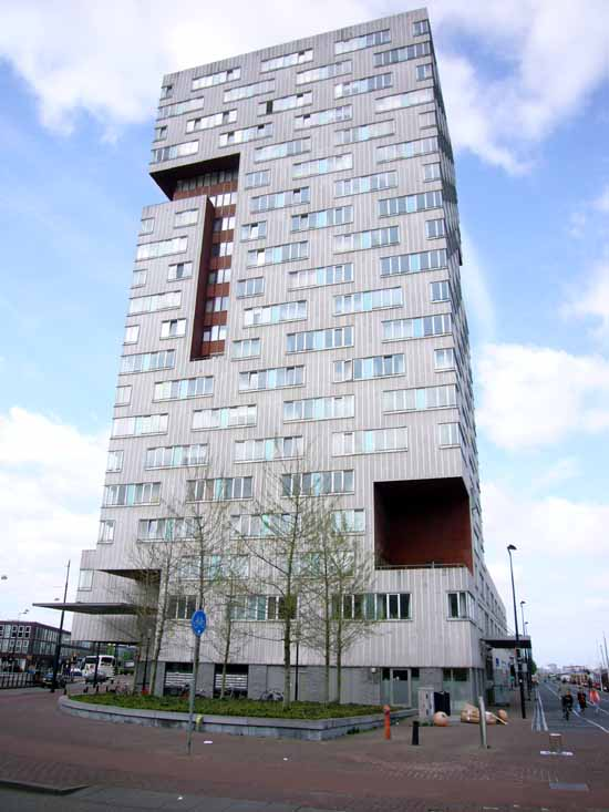 Building Design Online Neutelings Riedijk Architects Rotterdam E Architect Glasgow School Of