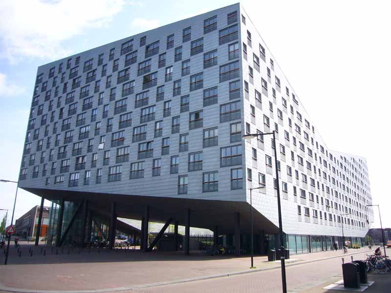 Amsterdam architecture netherlands buildings e architect for Design amsterdam