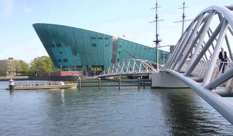 Amsterdam Architecture Netherlands Buildings E Architect