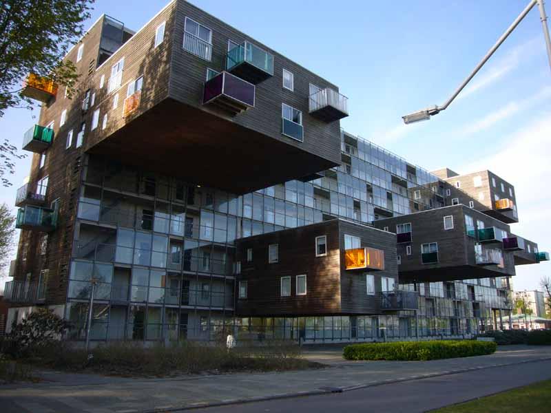 Wozoco Amsterdam Mvrdv Apartments E Architect