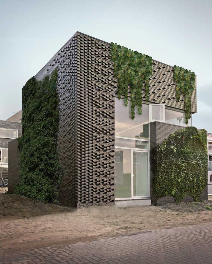 Ijburg House Amsterdam Home Property E Architect