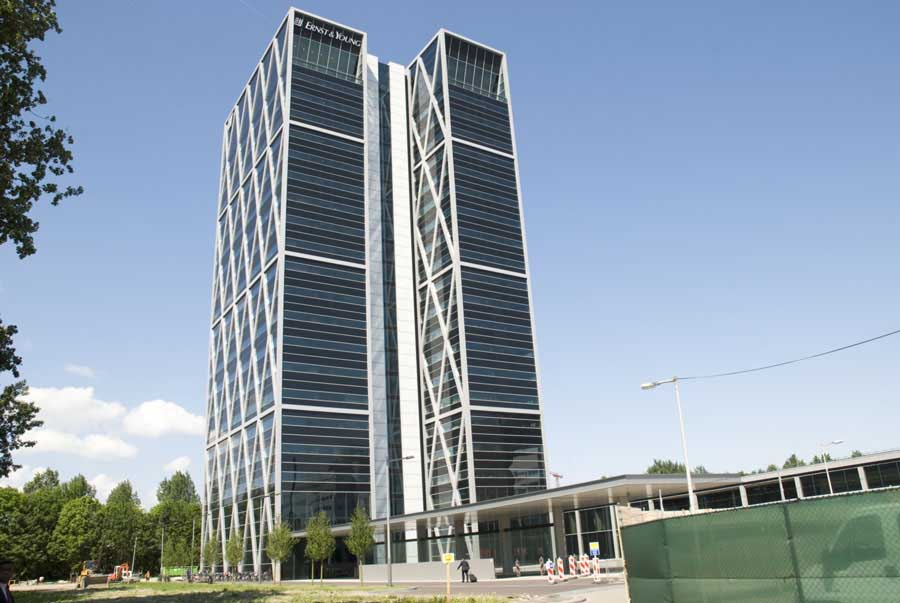Vivaldi Tower Amsterdam Ernst Young Building Architect