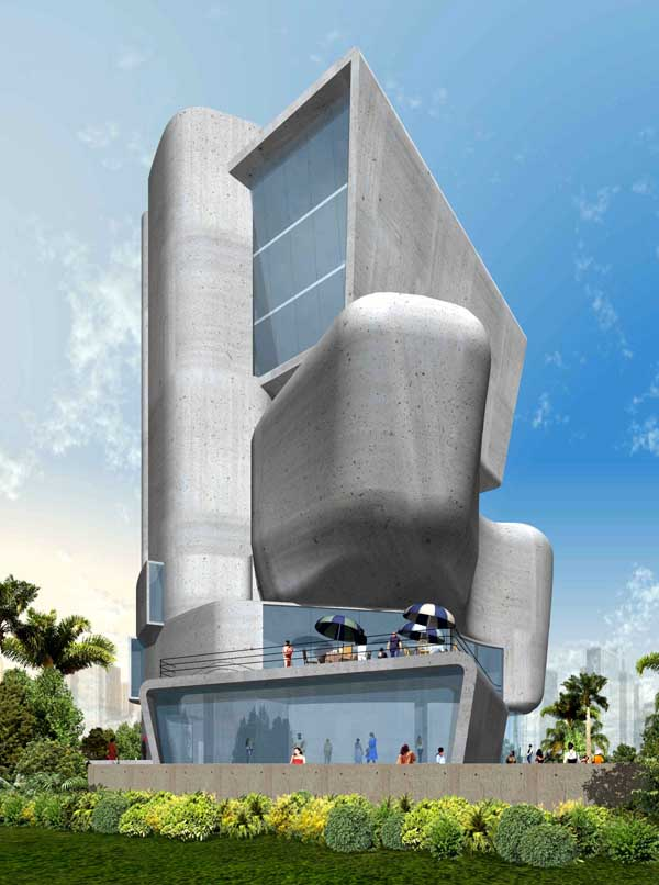 Architecture Buildings In India indian buildings - india architecture designs - e-architect
