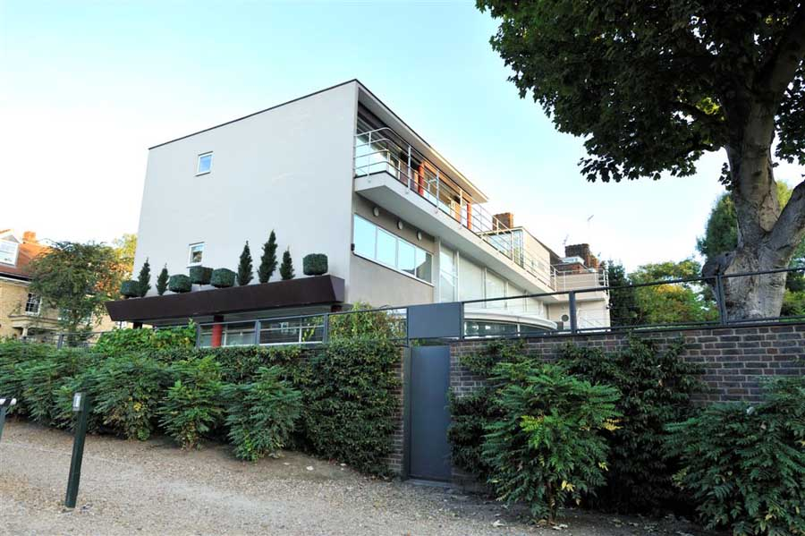 Maxwell fry architect e architect for Modern architecture house london