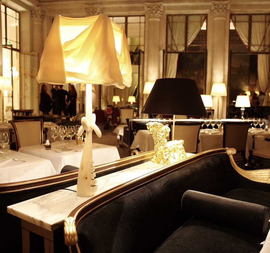 Philippe starck buildings designer architecture e for Design hotel paris