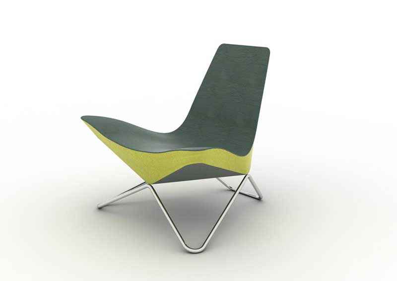 my chair unstudio201008 2 - New Style Chairs By Walter Knoll