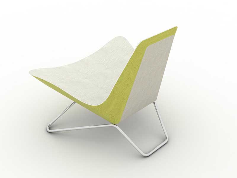 my chair unstudio201008 3 - New Style Chairs By Walter Knoll