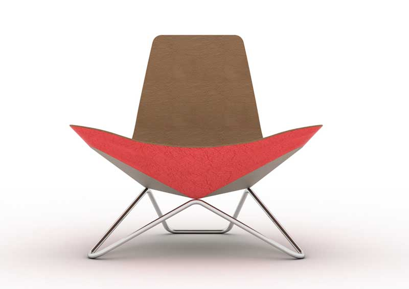 my chair unstudio201008 6 - New Style Chairs By Walter Knoll