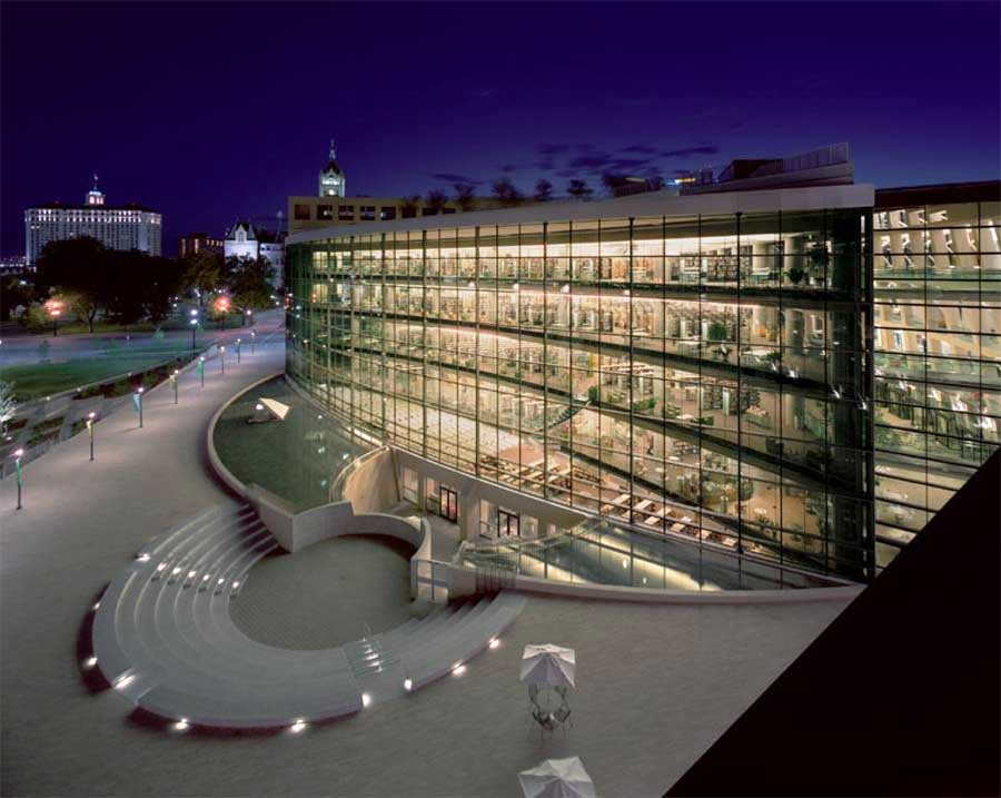Moshe safdie architect safdie architects e architect for Top architects in usa