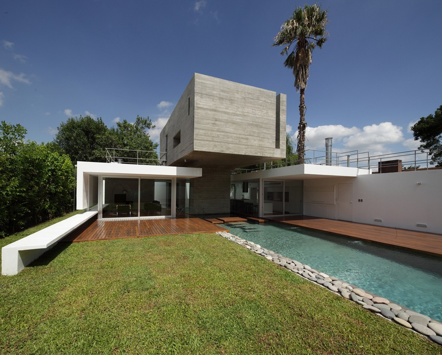 Buenos Aires Residence Argentina Architecture Argentine