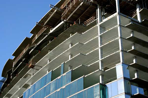Middle East Glass Facades Building Facade Glazing E