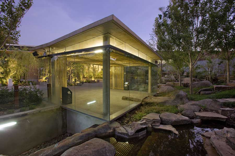 Adelaide zoo wins bpn sustainability for Architects adelaide