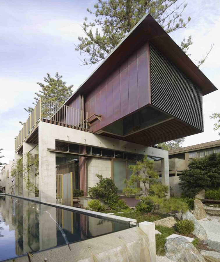 The Beach House Book: Australian Architect