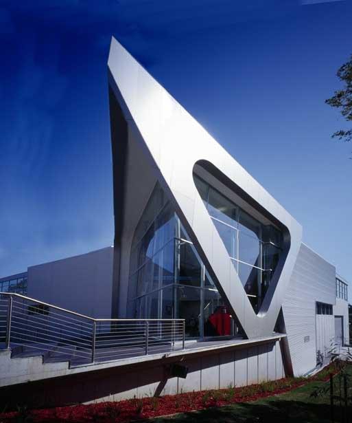 Architectural Designs: Harley Davidson Australian Headquarters, Sydney