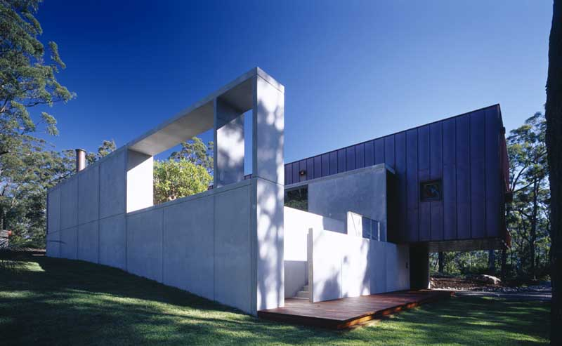 Phillip island house new south wales home australia e for Architects south australia