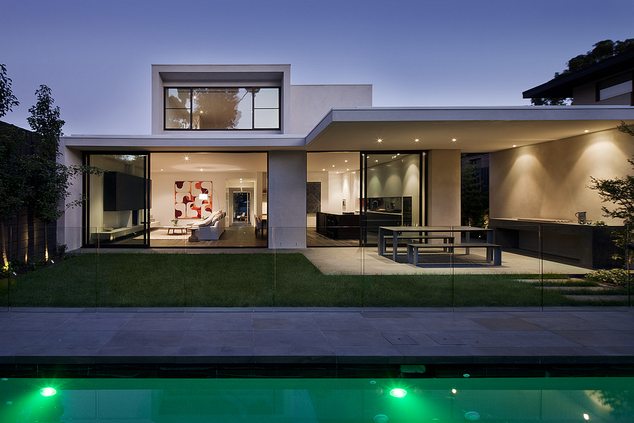 Contemporary Modern Home modern new house