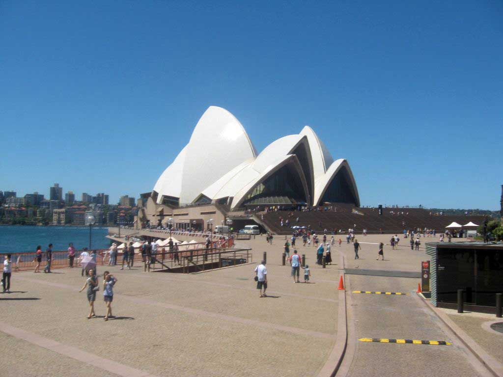 Sydney architecture tours walking guides e architect for Architects south australia