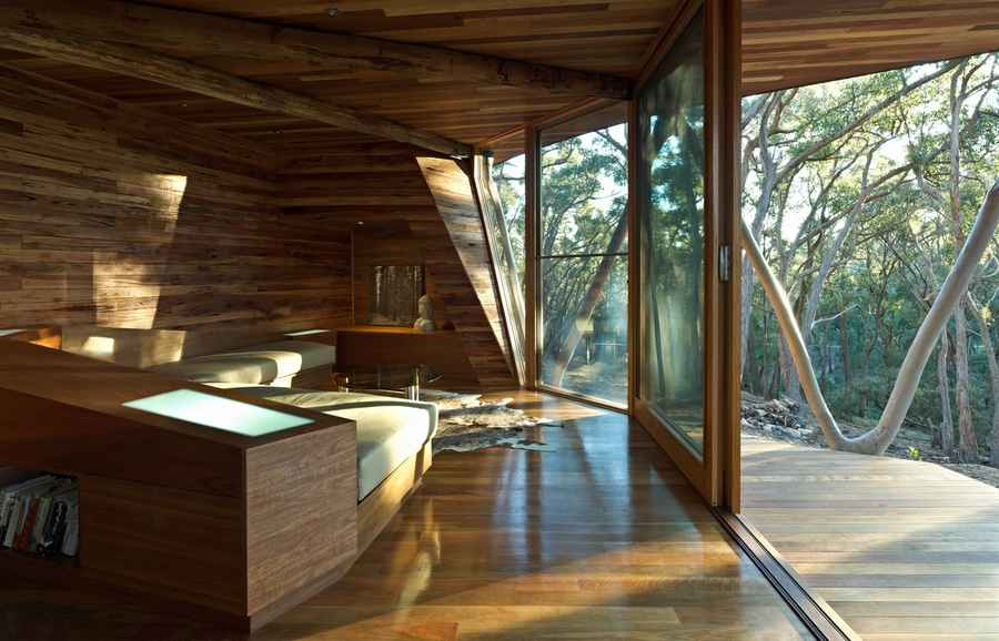 Trunk House Australian Rural Property Central Highlands