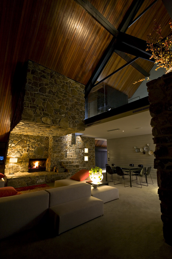 Under The Moonlight House Victoria Residence E Architect