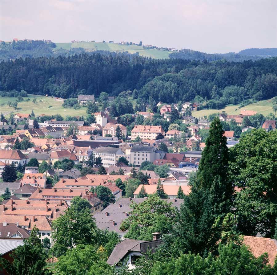Two Storey Building Elevation : Kunsthaus weiz austrian cultural centre e architect