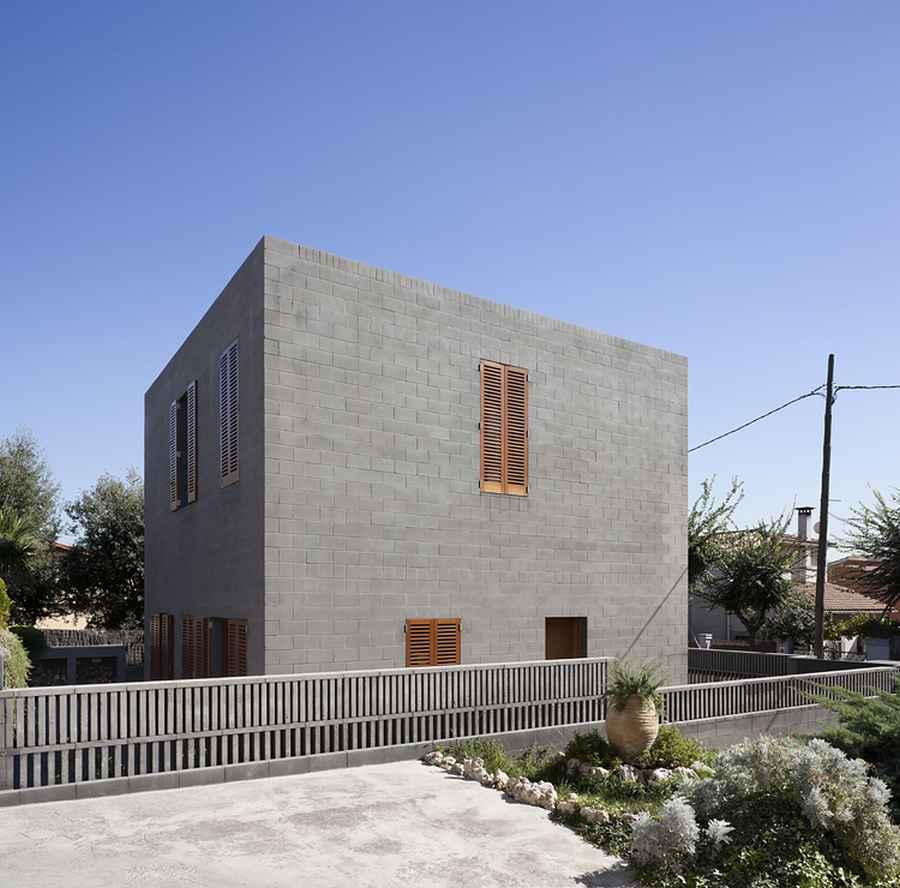 Casa 804 parets del vall s house casa parets del vall s - Casas montornes del valles ...