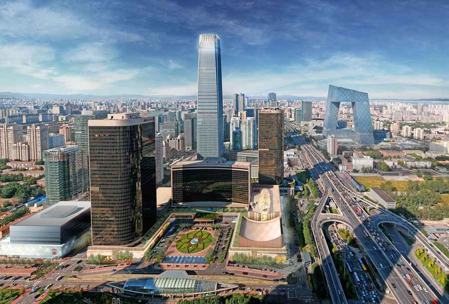 Beijing China  City new picture : Beijing Buildings, China Architecture e architect