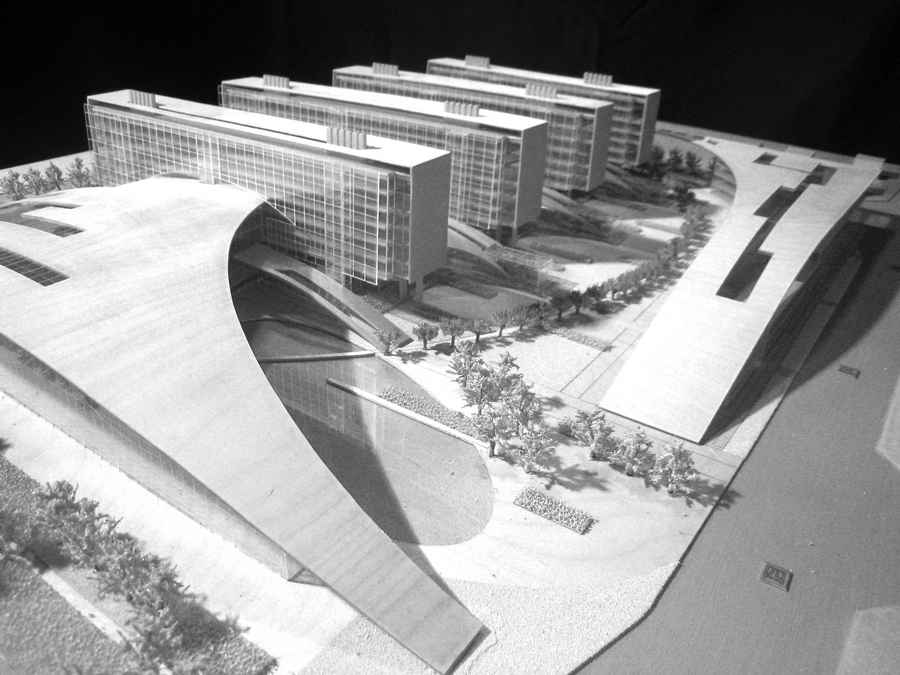 Cofco Research And Innovation Campus Image From Architects