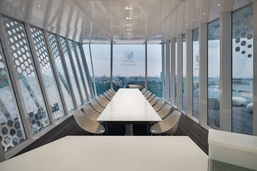 The Cube By Electrolux In Brussels E Architect