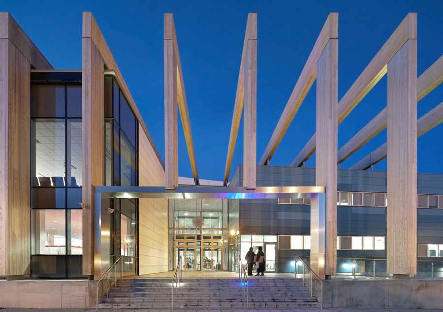 Bournville college longbridge birmingham e architect for Latest architecture design